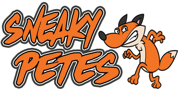 SNEAKY PETES SLY FOX LOGO