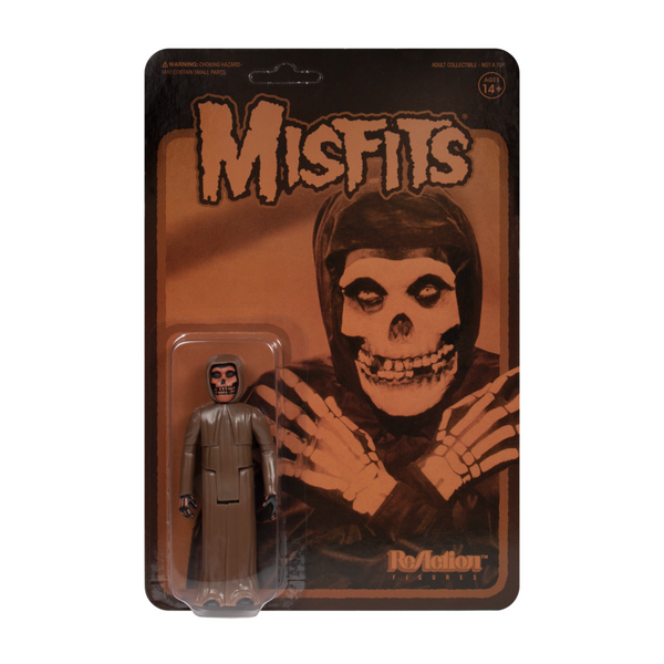 REACTION SUPER7 - Collection 2 Misfits Fiend ReAction Figure