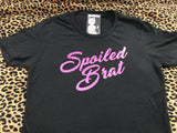 Hot Pinkys - SPOILED BRAT - LADIES T-Shirt
