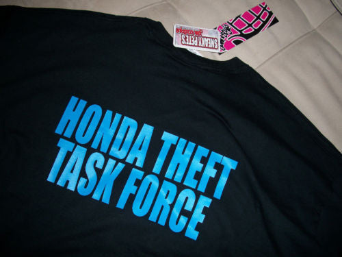 JDM-STYLE CLOTHING -HONDA THEFT TASK FORCE T-Shirt
