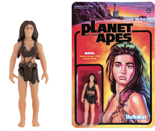REACTION SUPER7 -Planet of the Apes Nova ReAction Figure