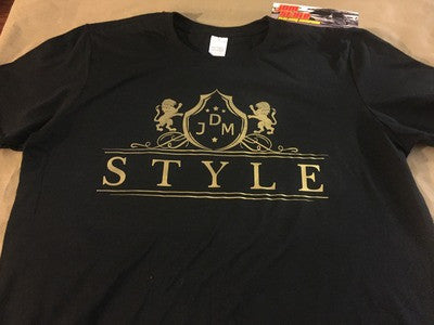 JDM-STYLE CLOTHING -LUXURY VIP LOGO T-Shirt