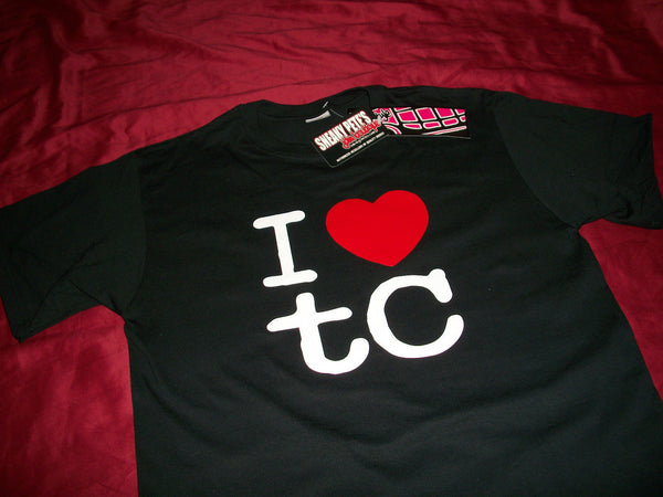JDM-Style Clothing - I LOVE TC T-Shirt