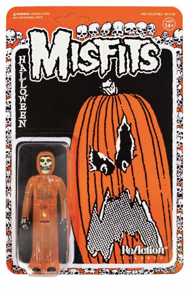 REACTION SUPER7 - Halloween Misfits Fiend ReAction Figure