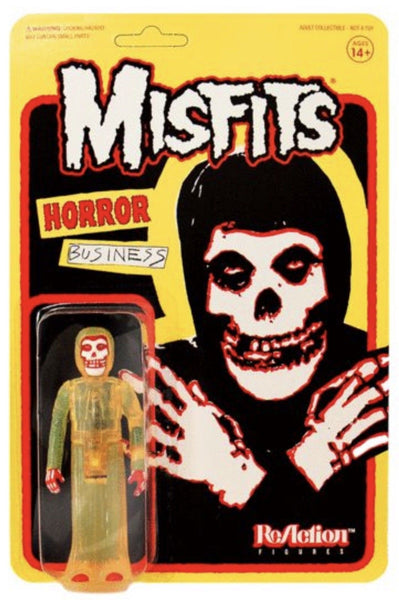 REACTION SUPER7 - Horror Business Misfits Fiend ReAction Figure