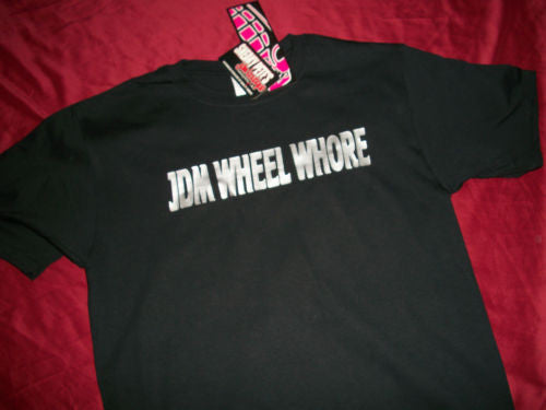 JDM-STYLE CLOTHING - WHEEL WHORE T-Shirt