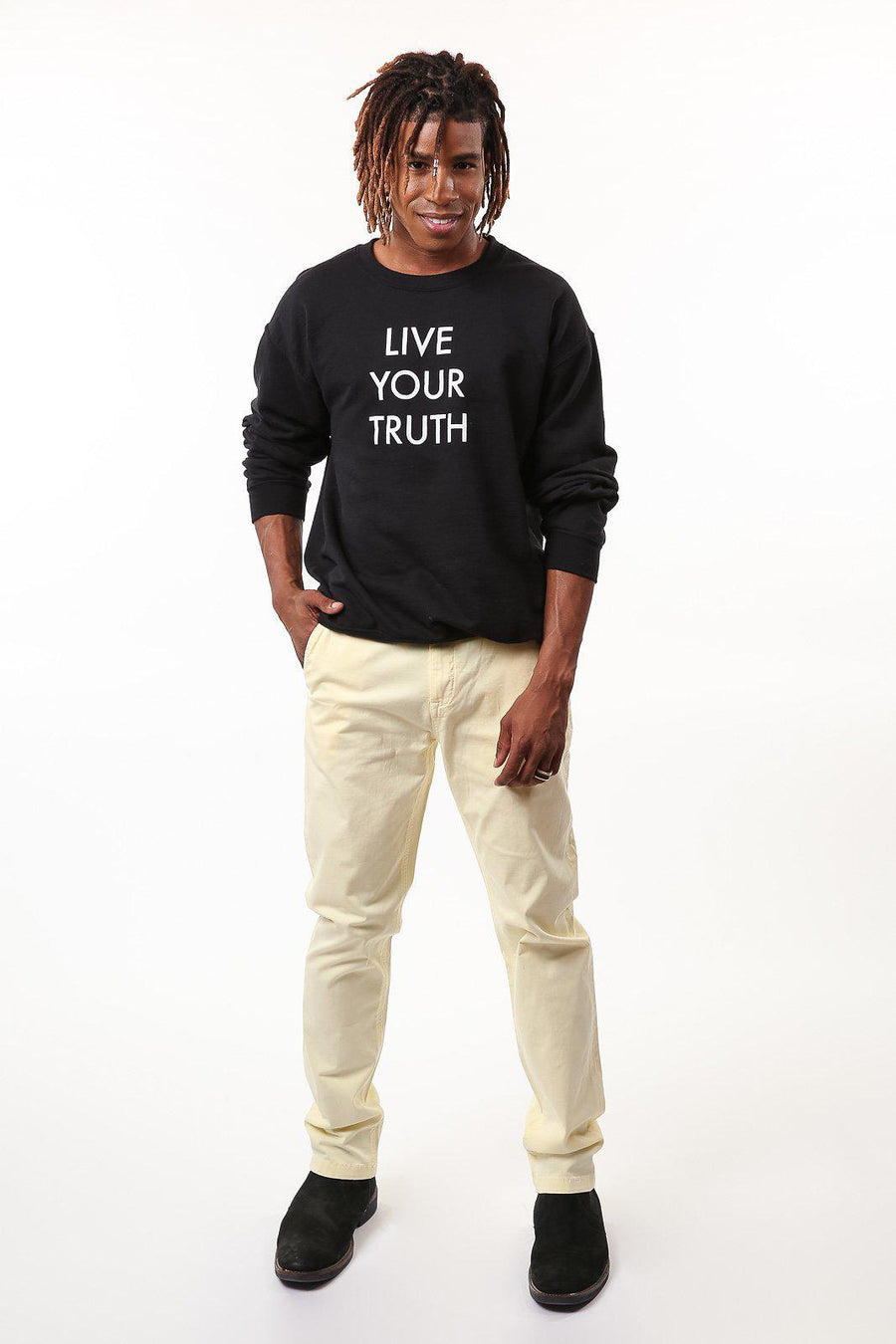Live Your Truth Sweater