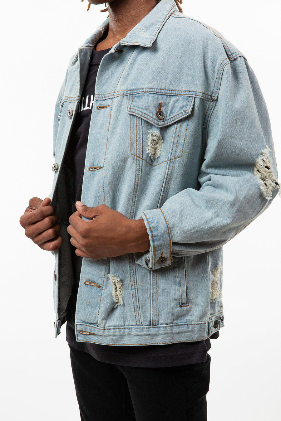 Emo Night Brooklyn Crew Denim Jacket