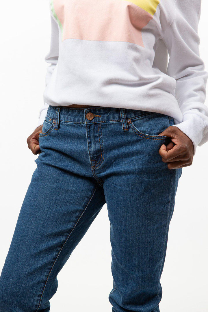 Bedford Ave. Janet Skinny Jeans (Final Sale)