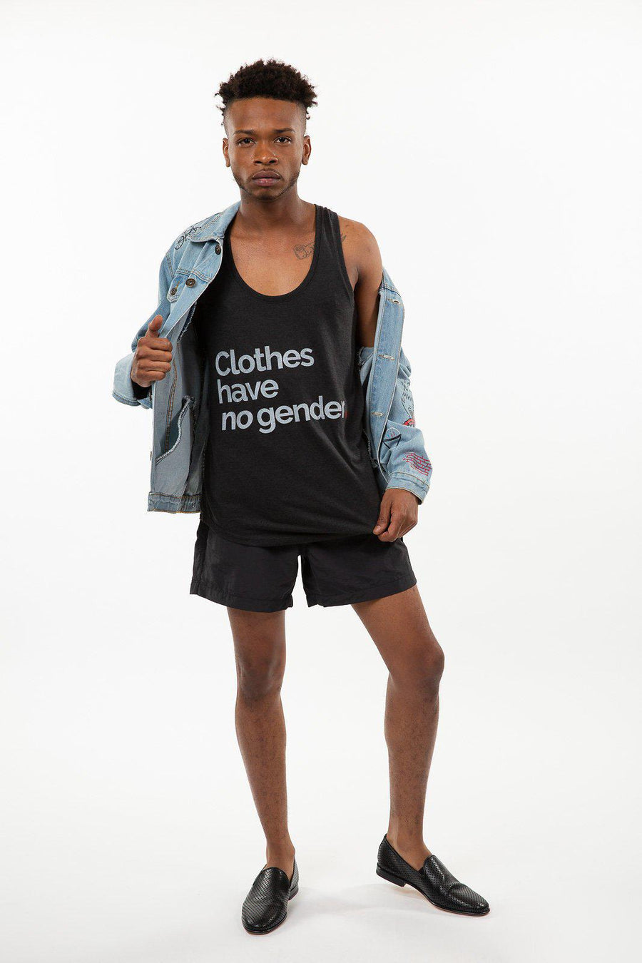 Clothes Have No Gender Tank