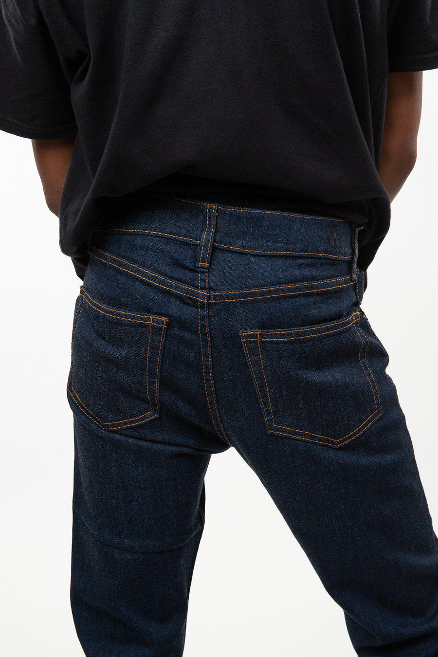 Driggs Ave. Selvedge Denim Jeans
