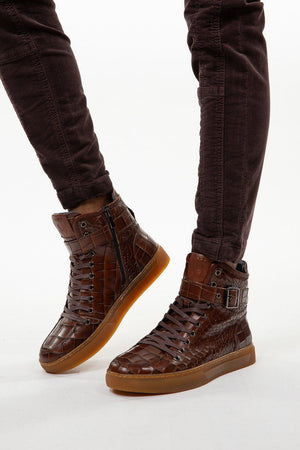 Sullivan Leather Hightop