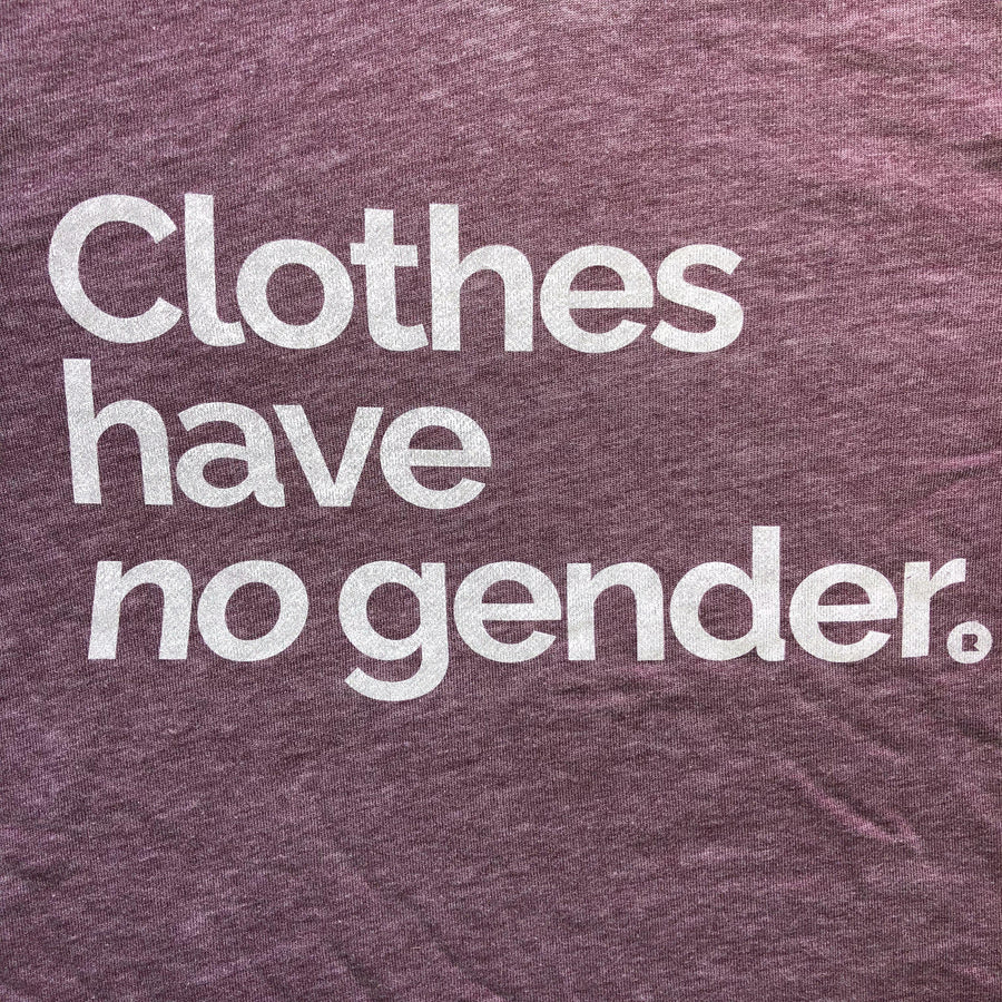 Clothes Have No Gender Hoodie
