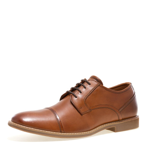 Davis Leather Lace-up Oxfords