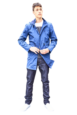 Lightweight Parka-Coats & Jackets-Qilo-RIGit