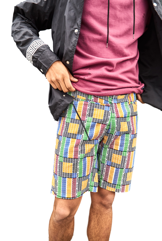 Mola Colors Shorts-Shorts-Stuzo Clothing-RIGit