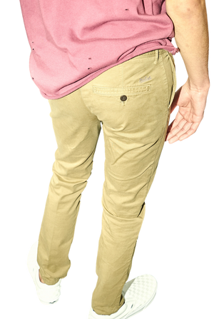 Stretch Twill Chinos-Pants-Woolrich & John Rich & Bros.-RIGit