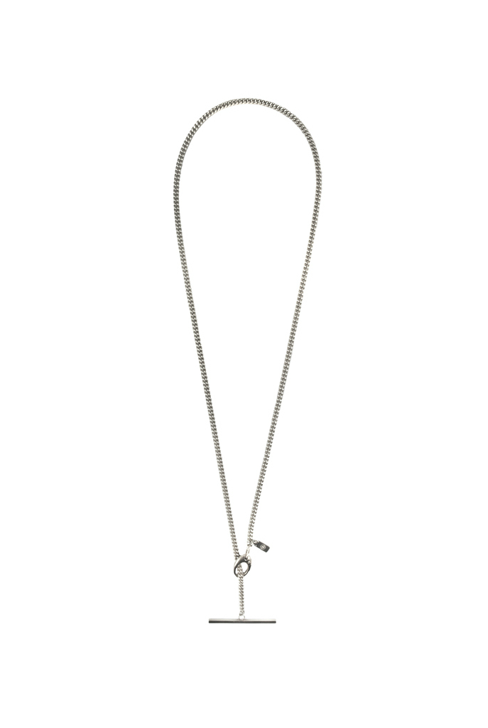 The Stevie Necklace-Accessories-Dapper Designs-OS-Sterling Silver-RIGit