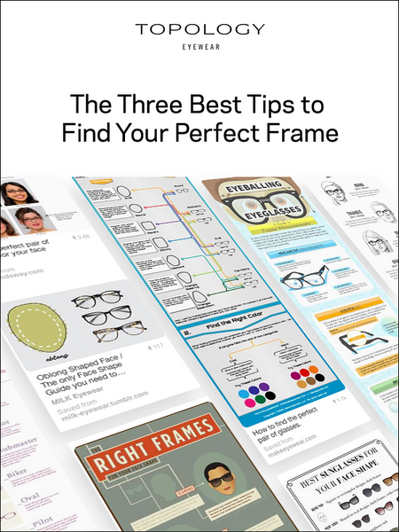 Eyewear 101: Finding Your Perfect Frames