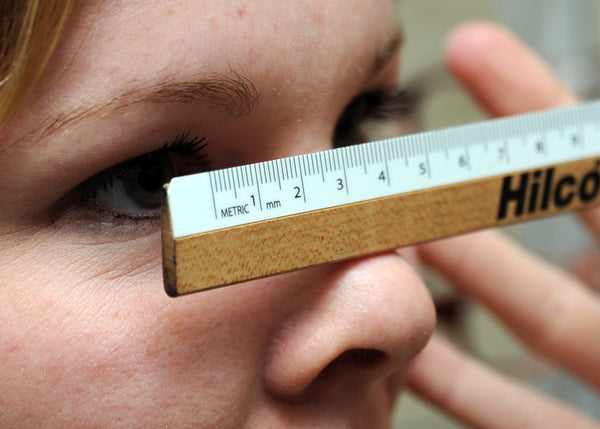measuring pupillary distance