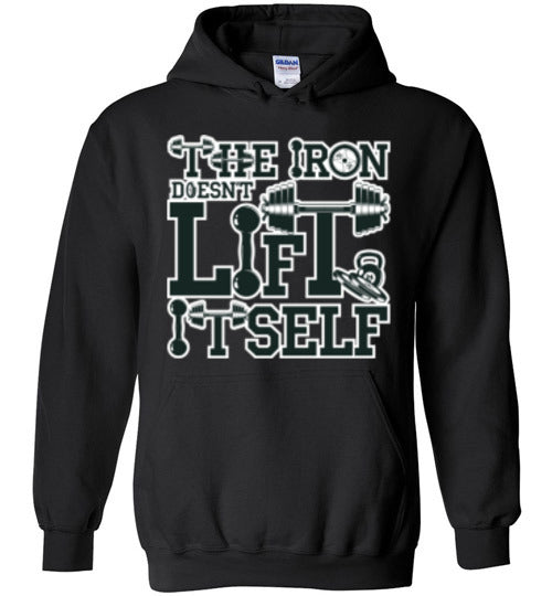 The Iron Hoodie - IMPOWER Apparel