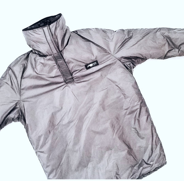 Hoodless Wind River Ultralight Jacket (Apex Insulation) (Size Medium)