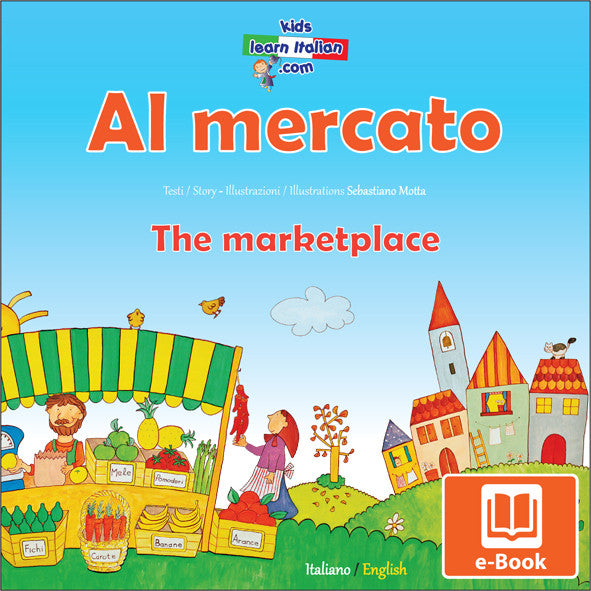 Al mercato / The marcketplace - eBook