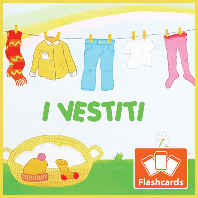 Clothes - Flashcards