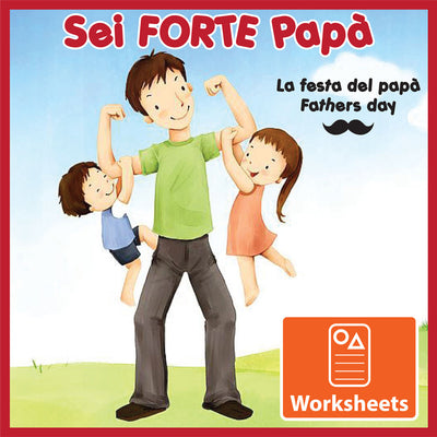 Father's Day - Worksheets