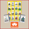 The City Flashcards & Poster Bundle