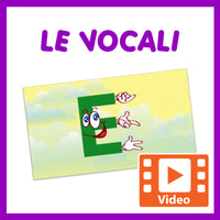 Learn Italian Vowels Video
