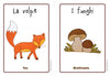 Autumn Flashcards x 2 - FREE