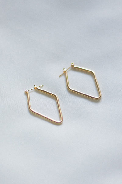 The Ezra Earrings - Gold