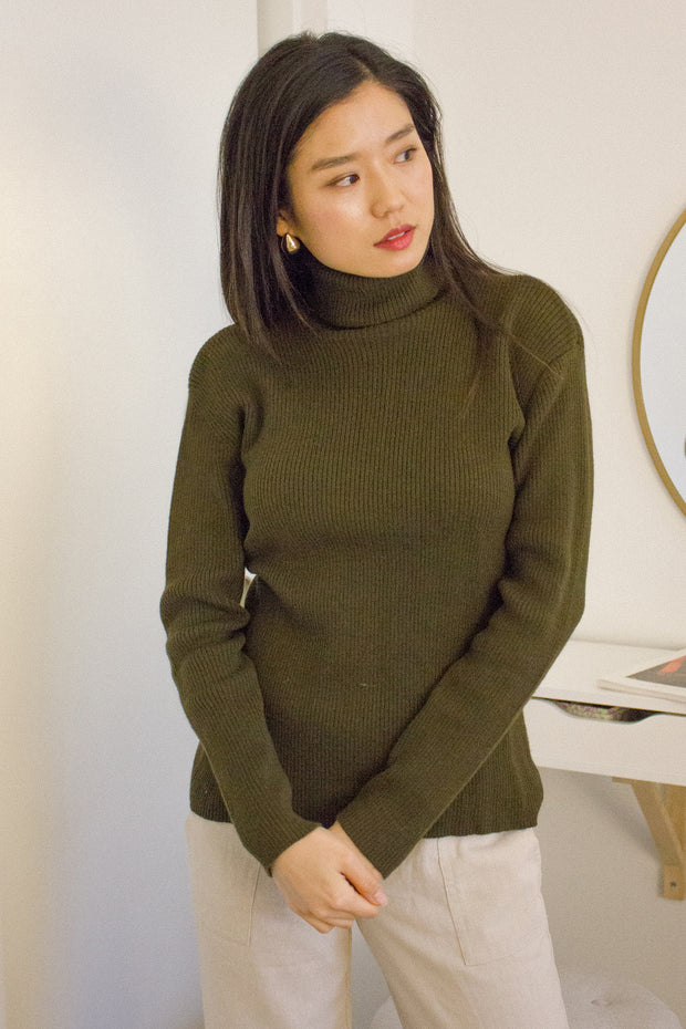 The Zoe Sweater