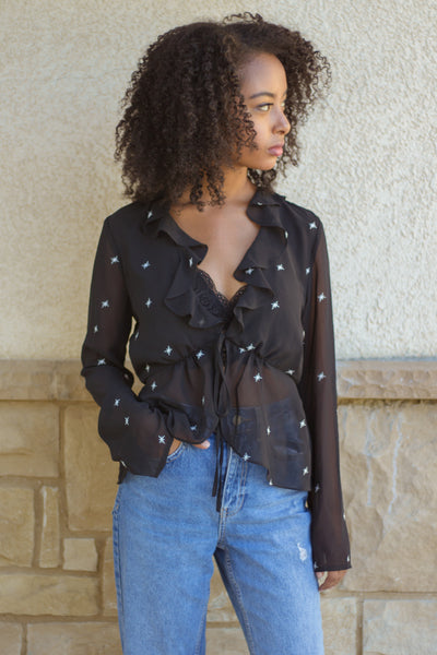 The Estelle Blouse