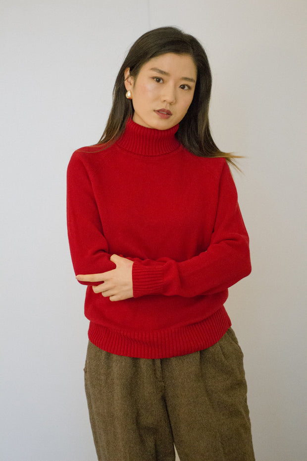 The Daphne Turtleneck