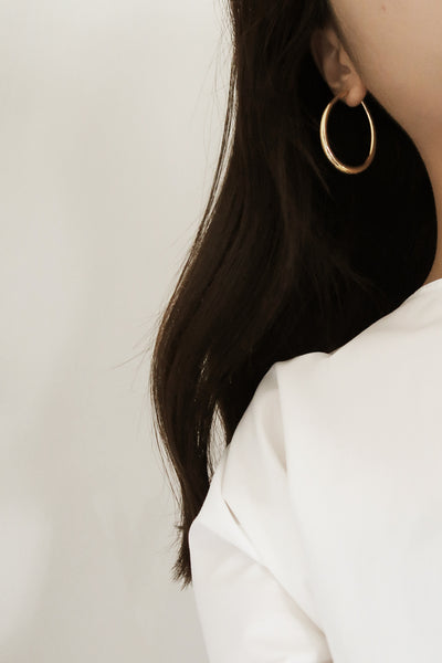 Tilda Hoop Earrings