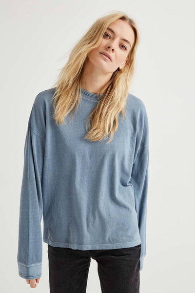 Relaxed Longsleeve Pullover