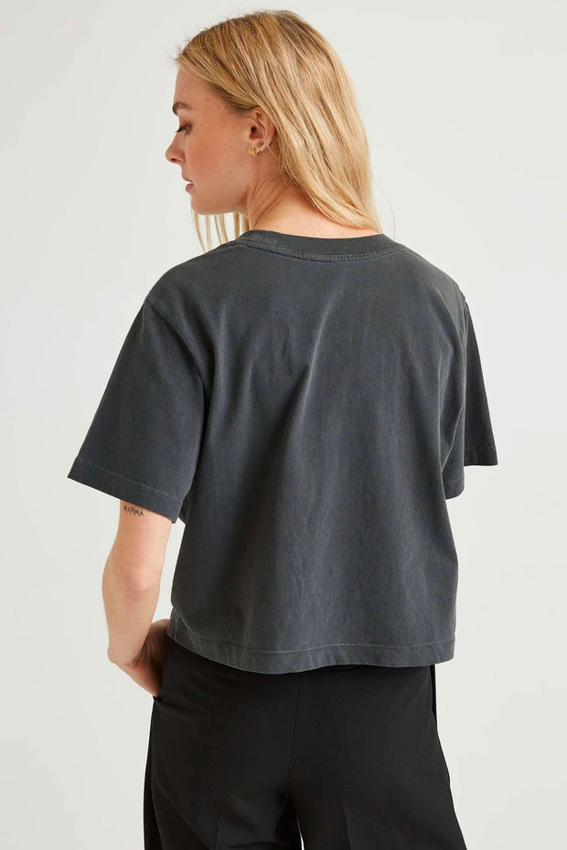 The Relaxed Crop Tee