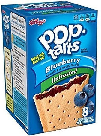 I like Blueberry PopTarts
