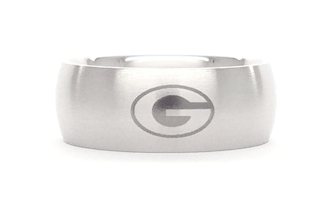 Georgia Bulldogs College Wedding Band - University of Georgia Jewelry