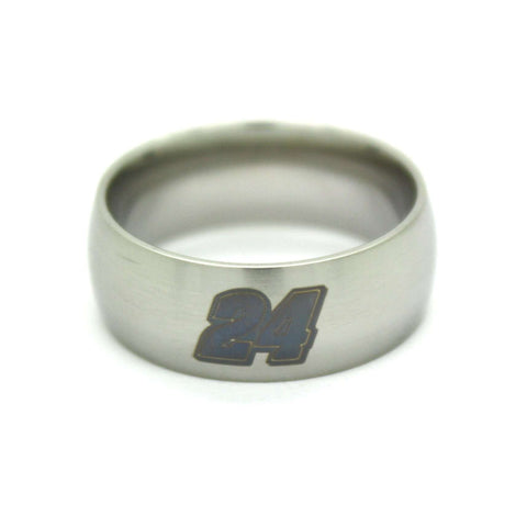 Jeff Gordon #24 RING - NASCAR Wedding Band