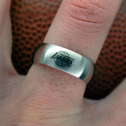 NBA Wedding Band - CUSTOM Officially Licensed NBA Rings