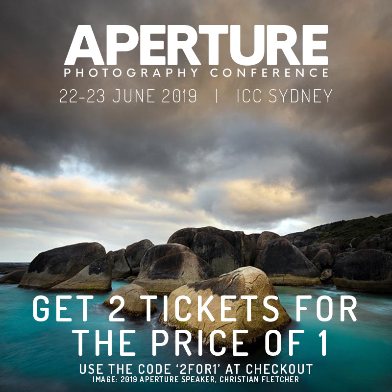 Aperture Australia will return to ICC in Darling Harbour