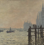 Monet was here! thanks to Google Arts & Culture