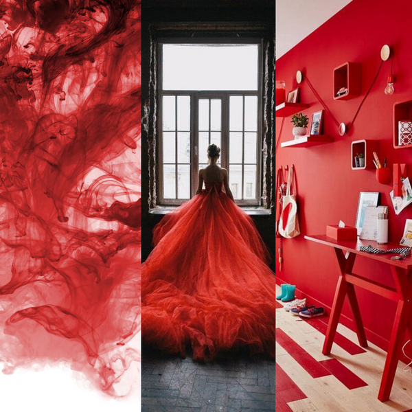 Red Colour - THE SPACE gallery