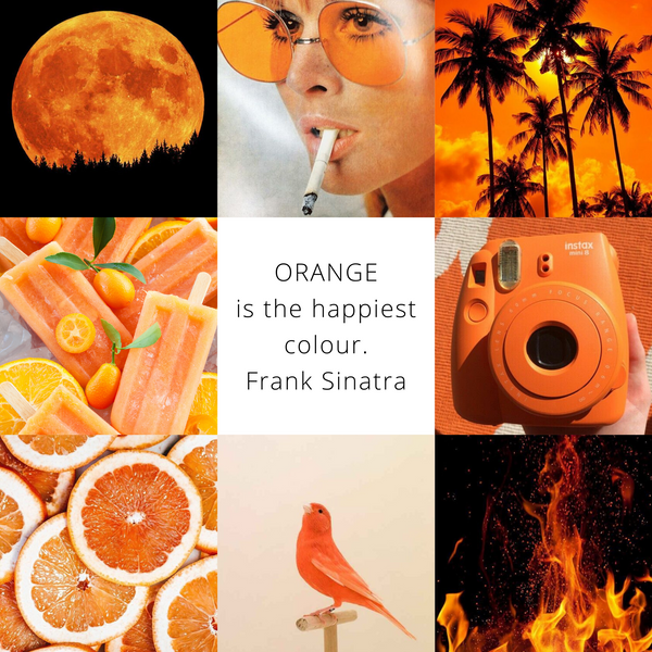 Orange - THE SPACE gallery
