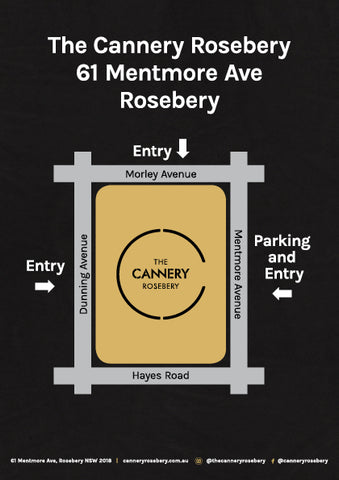 The Cannery Rosebery