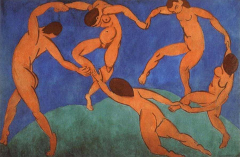 the dance - Henri Matisse