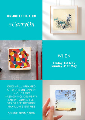 Carry On Online Exhibition